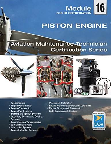 Piston Engine EASA Module 16 for Aircraft
