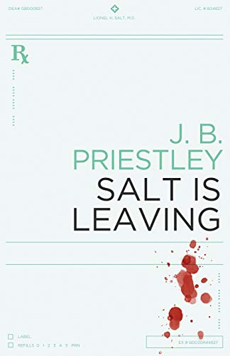 9781941147054: Salt is Leaving
