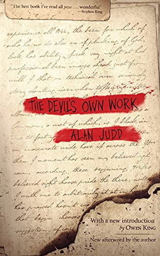 9781941147382: The Devil's Own Work (Valancourt 20th Century Classics)