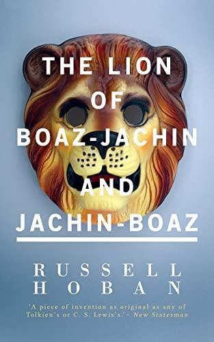 9781941147801: The Lion of Boaz-Jachin and Jachin-Boaz