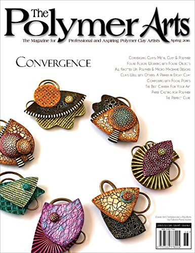9781941167687: The Polymer Arts: Spring 2016 - Convergence