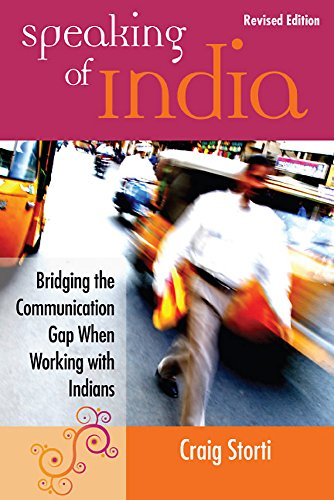 9781941176115: Speaking of India: Bridging the Communication Gap When Working with Indians