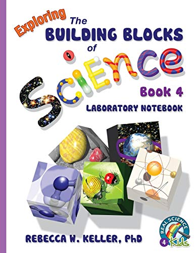 9781941181065: Exploring the Building Blocks of Science Book 4 Laboratory Notebook
