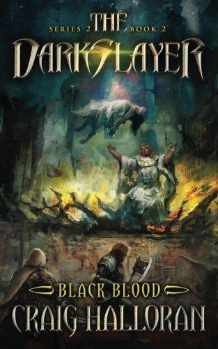 9781941208649: The Darkslayer: Black Blood (Series 2, Book 2) (Bish and Bone) (Volume 2)