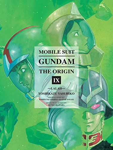 Mobile Suit Gundam: the Origin 9