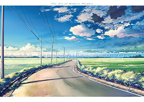 9781941220436: Sky Longing For Memories, A : The Art of Makoto Shinkai