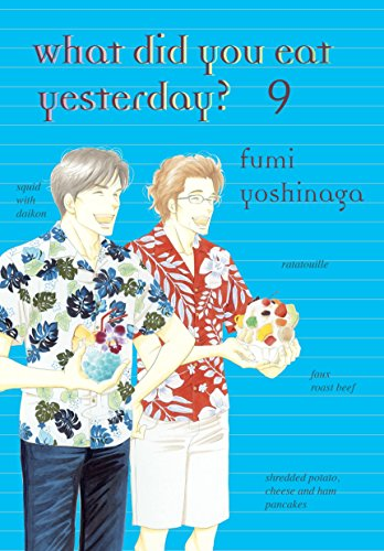 9781941220504: What Did You Eat Yesterday?, Volume 9