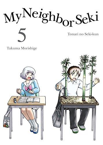 My Neighbor Seki, 5: Morishige, Takuma