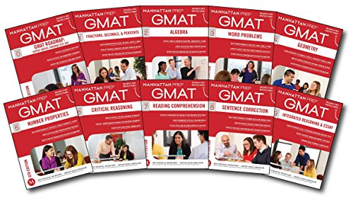 9781941234105: Complete GMAT Strategy Guide Set