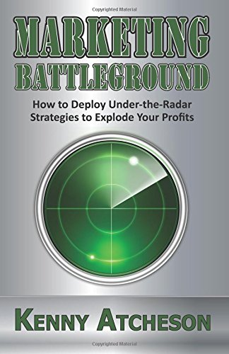 9781941256039: Marketing Battleground: How to Deploy Under-the-Radar Strategies to Explode Your Profits