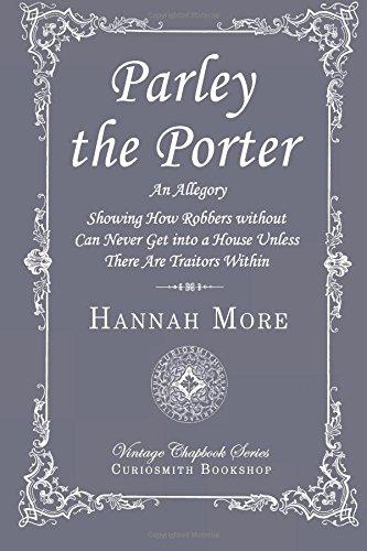 9781941281840: Parley the Porter (Vintage Chapbook)