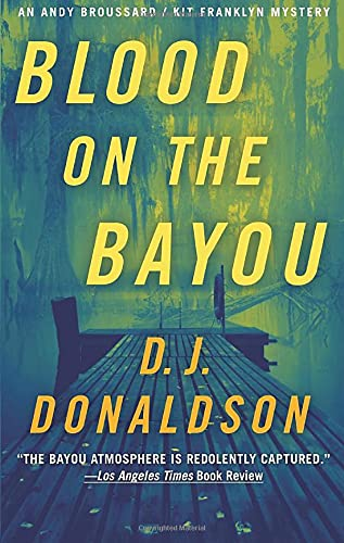 9781941286982: Blood On The Bayou (Broussard & Franklyn)