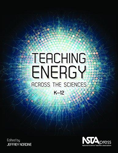 9781941316016: Teaching Energy Across the Sciences, K-12 - PB401X