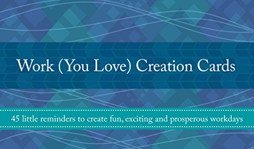 9781941322062: Work (You Love) Creation Cards