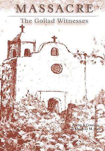 9781941324028: Massacre: The Goliad Witnesses