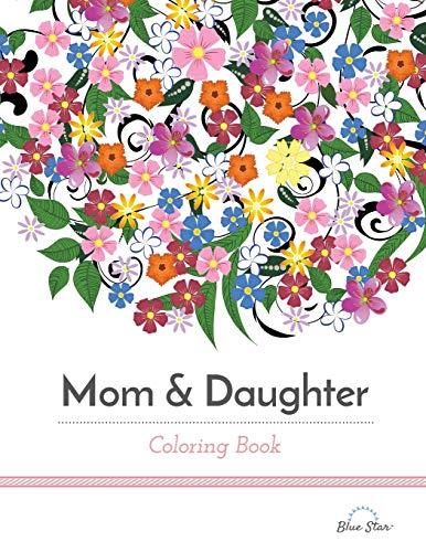 9781941325247 mom daughter coloring book abebooks blue star