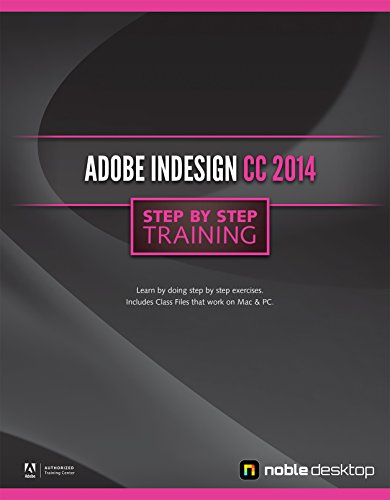 9781941333037: Adobe InDesign CC 2014 Step by Step Training