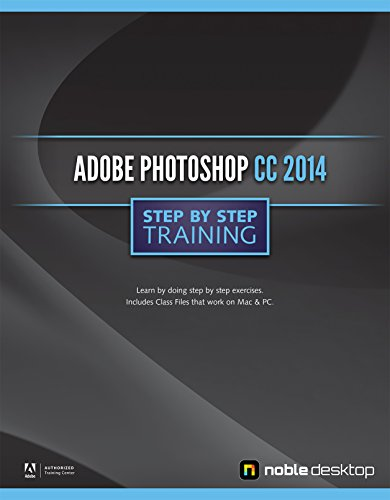 9781941333051: Adobe Photoshop CC 2014 Step by Step Training
