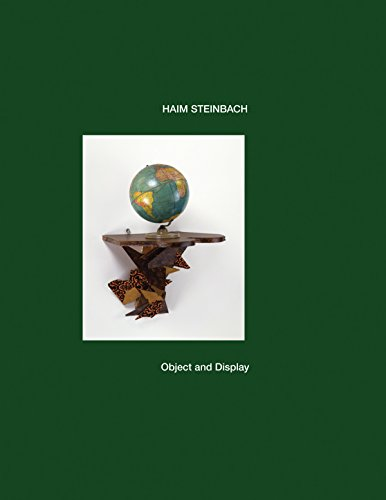 9781941366028: Haim Steinbach: Once Again the World Is Flat