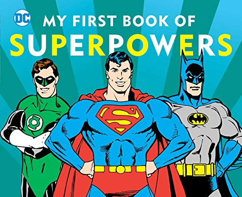 My First Book of Superpowers