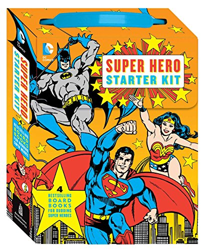 9781941367094: DC Super Hero Starter Kit (DC Super Heroes)