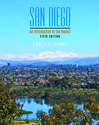 9781941384022: San Diego: An Introduction to the Region