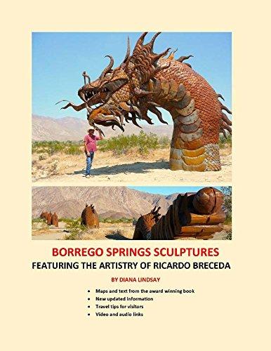 9781941384145: Borrego Springs Sculptures: Featuring the Artistry of Ricardo Breceda