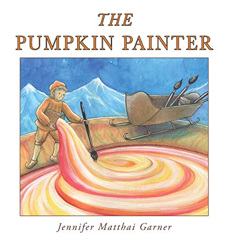 9781941420140: The Pumpkin Painter
