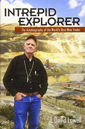 9781941451038: Intrepid Explorer: The Autobiography of the World's Best Mine Finder