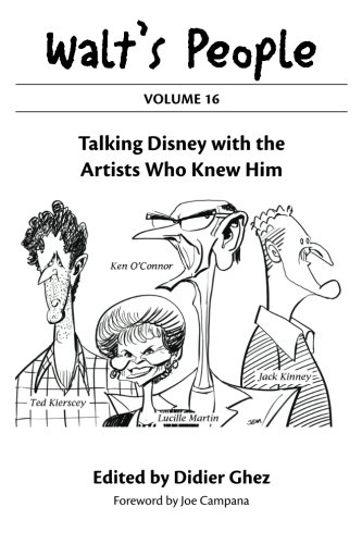 9781941500507: Walt's People: Volume 16: Talking Disney with the Artists Who Knew Him