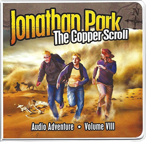 9781941510018: Jonathan Park Volume 8: The Copper Scroll