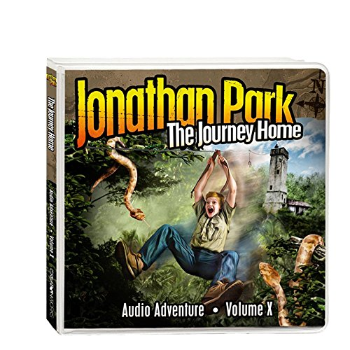 9781941510285: Jonathan Park, Vol. 10: The Journey Home