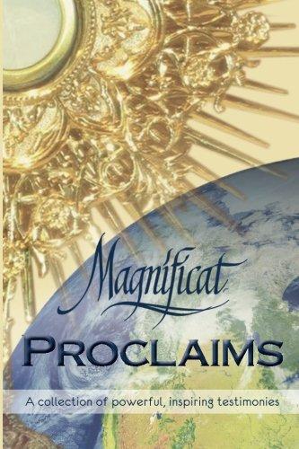 9781941514061: Magnificat Proclaims