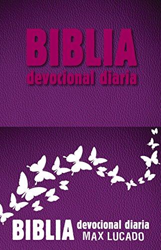 9781941538180: Biblia devocional diaria - Rosa (Spanish Edition)