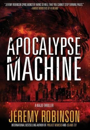 Apocalypse Machine: Jeremy Robinson