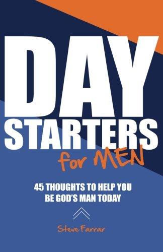 9781941555033: Day Starters for Men