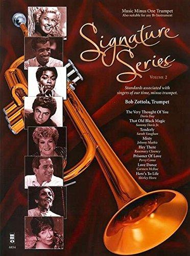 Signature Series (Music Minus One: Signature)