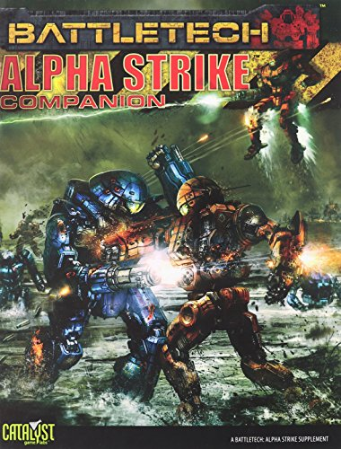 9781941582022: Battletech Alpha Strike Companion