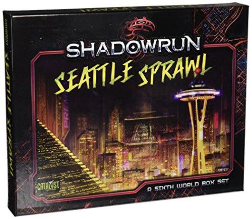9781941582930: Shadowrun Seattle Box Set