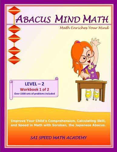 Abacus Mind Math Level 2 Workbook 1: SAI Speed Math