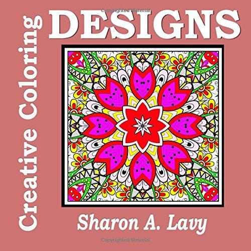 Designs (Creative Coloring) (Volume 2)