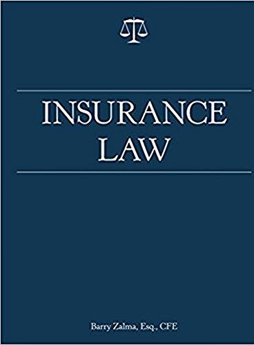 9781941627327: Insurance Law