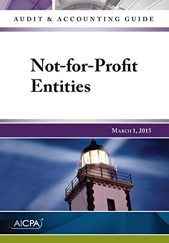 9781941651667: Not-for-Profit Entities - Audit and Accounting Guide