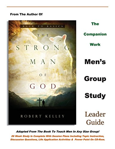 9781941686034: The Strong Man of God Men's Group Study: Leader Guide