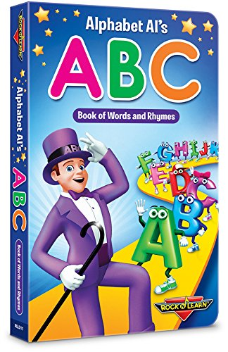 Alphabet Al's ABC Book of Words and: Rock 'N Learn;