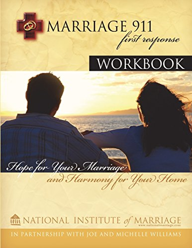 9781941733325: Marriage 911: First Response: Workbook
