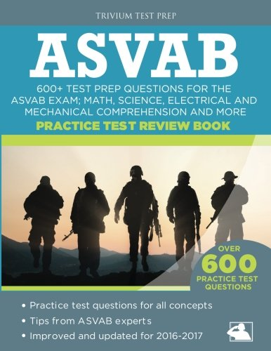 ASVAB Study Guide (updated 2019) - Mometrix