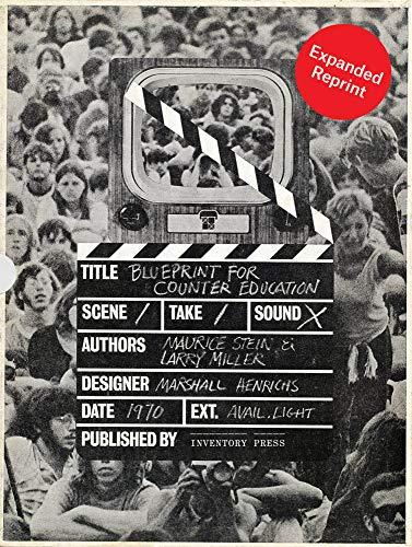 Blueprint for Counter Education (Hardcover): Larry Miller