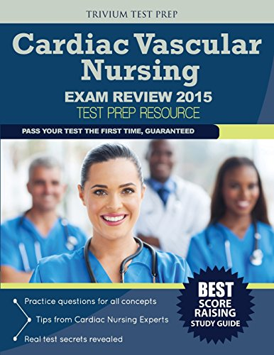 9781941759035: Cardiac Vascular Nursing Exam Review 2015: Test Prep Resource