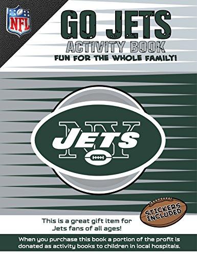 9781941788196: Go Jets Activity Book (NFL Activity Boook)